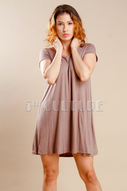 Classic Basic Tunic Dress