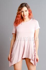 Basic Crochet Side Tunic Dress
