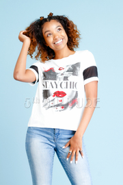 Stay Chic Graphic Tee