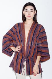 Native Kimono Tie Waist Cardigan