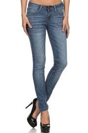 Skinny Denim Casual Jeans