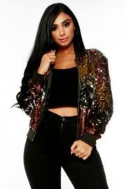 GORGEOUS sequin jacket
