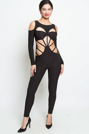 SEXY FRONT JUMPSUITS