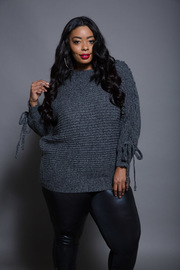 PLUS SIZE OVERSIZE COMFY TOP