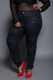 PLUS SIZE STYLISH JEANS