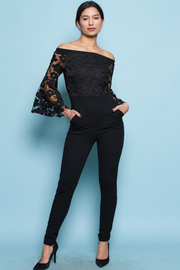 BELL SLEEVE JUMPSUITS