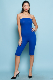 FITTED SLEEVELSS MIDI LENGTH BODYSUITS