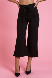 HIGH RISE LOOSE FIT PANTS