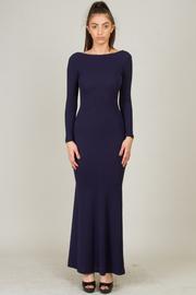 Long Sleeve Mermaid Dress