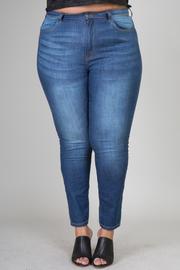 Plus Size Skinny Leg Jean