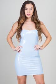Strapless Tube Bodycon Mini Dress