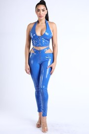 Liquid latex set.