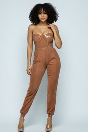 Jumpsuit Set.