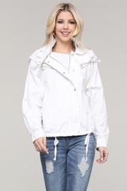 Anorak jackets.