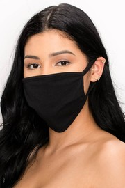 Unisex Fabric reusable mask.
