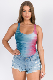 Print Bodysuit.