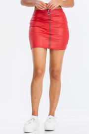 Snake Skin Skirt.