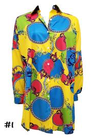 Sublimation shirts Dress.