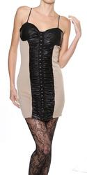 Corset Style Mini Dress