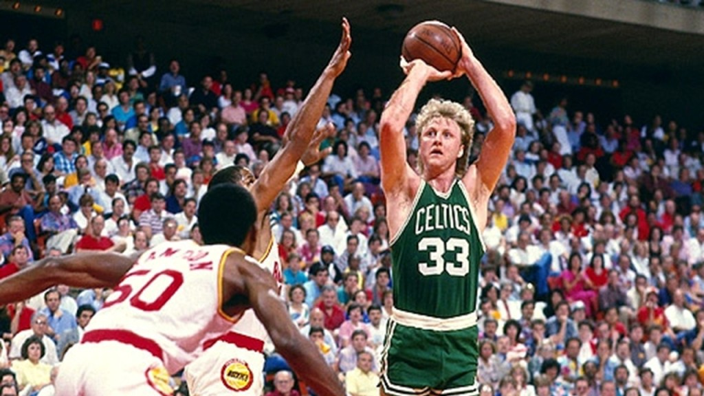 Larry Bird, Celtics