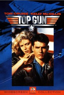 Tom Cruise in Top Gun - 80sWereTheBest.com