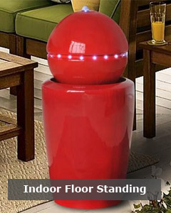 Indoor Floor Standing