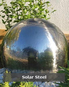 Solar Stainless Steel