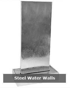 Steel Water Walls