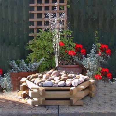Small Pebble Garden Fountain Water Features 2 Go