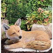 Laying Fox Kelkay Collectable Creature