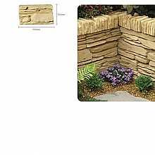 Kelkay Daleside Walling Half Block York Gold (60 Pieces)