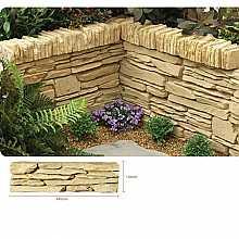 Kelkay Daleside Walling Full Block York Gold (50 Pieces)