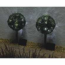 Smart Solar Bay Tree Lights (Twin pack)