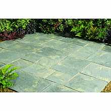 Abbey Paving Antique Patio Pack (10.22sqm)
