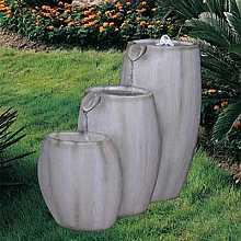 Pouring Jugs Water Feature