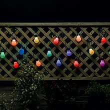 Party Light String x 20 LEDs by Smart Solar
