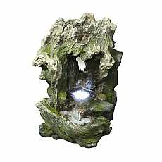 2 Fall Rock Formation Water Feature by Aqua Creations