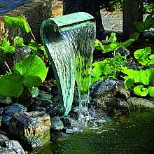 Brighton Water Feature With LED Lights