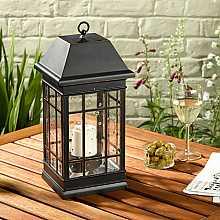 Seville Lantern by Smart Solar