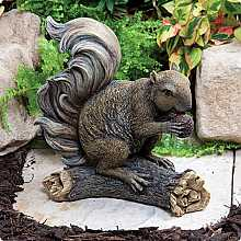 Squirrel with Nut Kelkay Collectable Creature