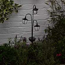 Trio Lantern Stake Light by Smart Solar