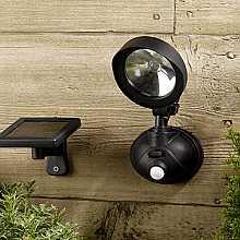 PIR Solar Security Light by Smart Solar