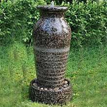 Roberta Ceramic fountain Water Feature