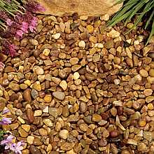 Kelkay Premium Quartzite Pea Gravel 10mm Bulk Bag
