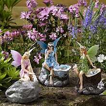 Fairy Spotlights, 3 pack by Smart Solar