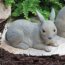 Laying Bunny Kelkay Collectable Creature