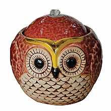 Kelkay Rosie Red Owl Water Feature