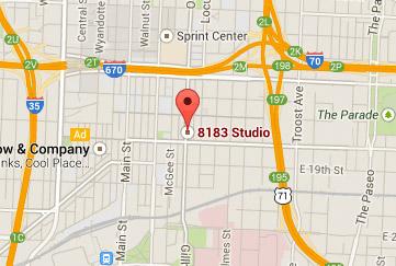 Directions to 8183 Studio
