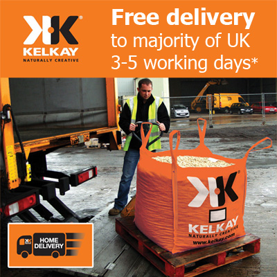 Kelkay Decorative Aggregates Home Delivery