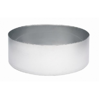Round Grade 304 Stainless Steel Base